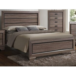 Gianna Panel Bed by Foundry Select