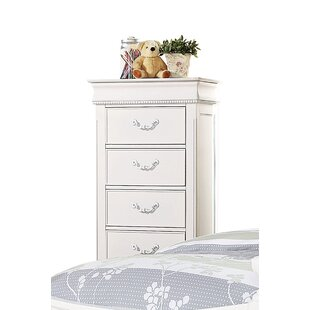 Ryals 5 Drawer Semainier with Jewelry Box by Harriet Bee