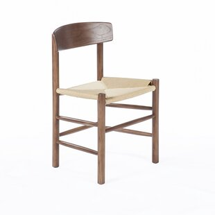 Skein Solid Wood Dining Chair by dCOR des..
