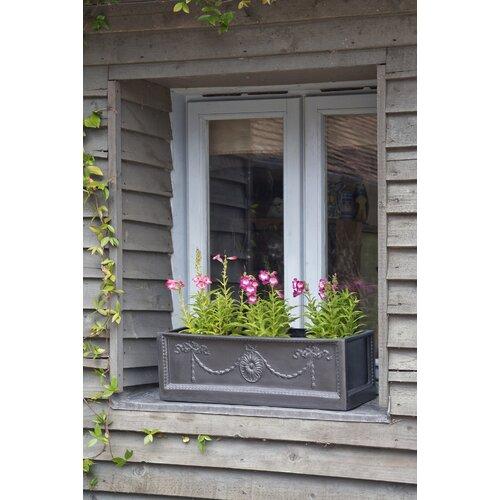 Olhouser Fibreglass Window Box Planter Astoria Grand
