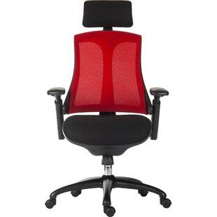 Ergonomic Mesh Executive Chair By Symple Stuff