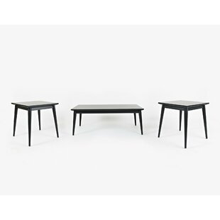 Orosco 3 Piece Coffee Table Set by Latitude Run