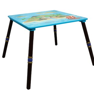 Fantasy Fields Kids Rectangular Pirates Writing Table by Fantasy Fields