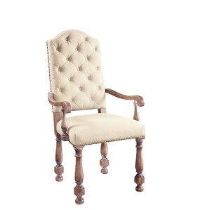 Hobart Amethea Dione Arm Chair by Astoria Grand