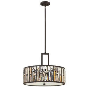 Affordable Gemma 3-Light Outdoor Pendant By Hinkley Lighting