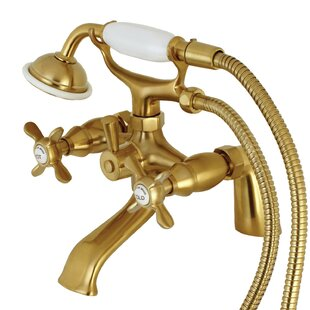 Kingston Brass Essex Double Handle Clawfo..