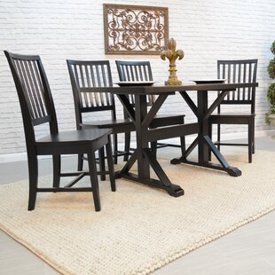 Alene 5 Piece Dining Set August Grove
