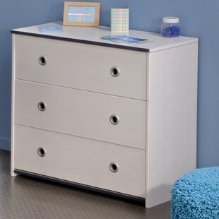 Ginger 3 Drawer Dresser
