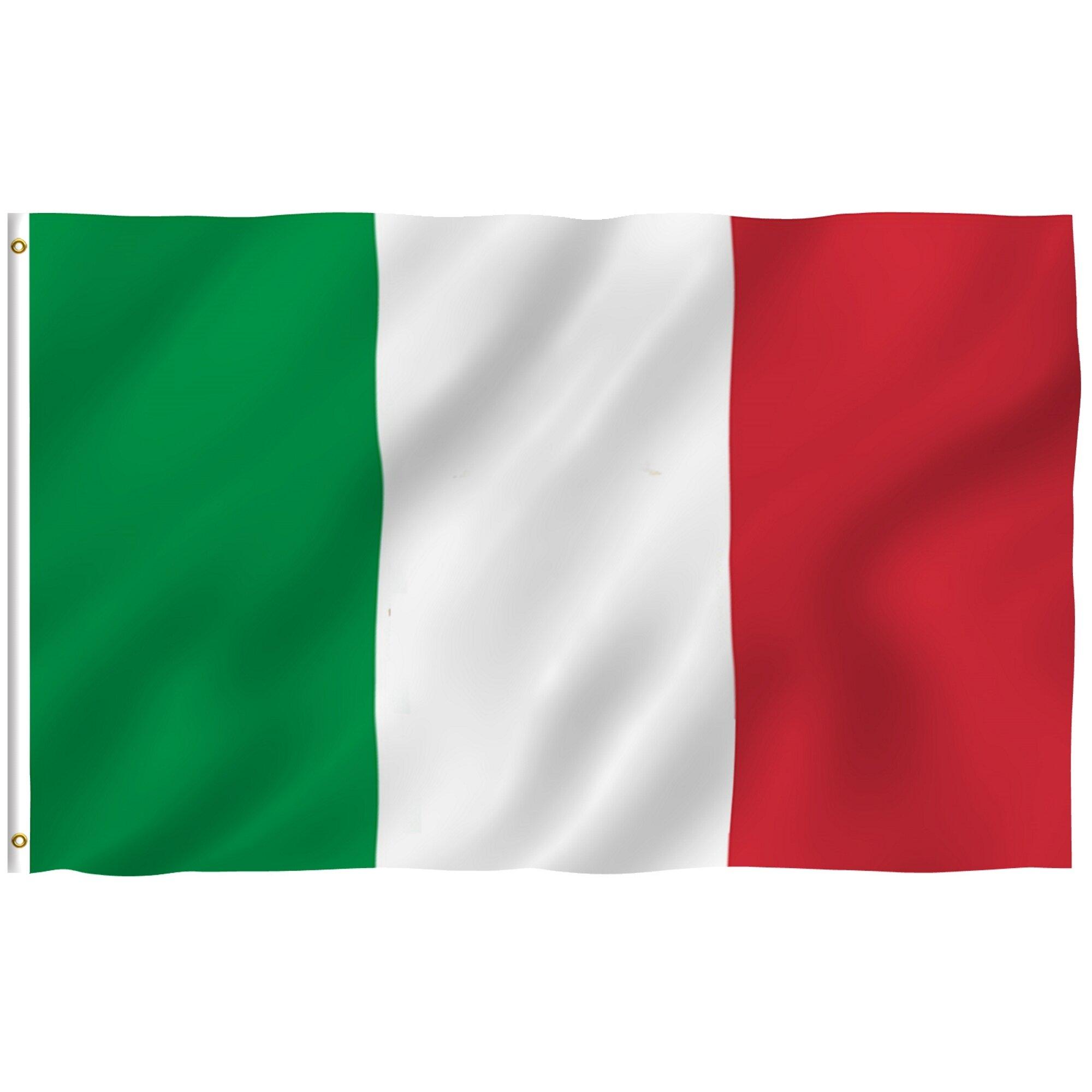 Anley Italian 2 Sided Polyester 36 X 60 In House Flag Wayfair