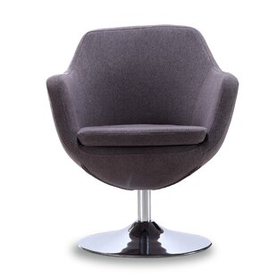 Juan Swivel Armchair by Wade Logan
