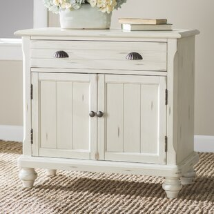 1 Drawer 2 Door Accent Cabinet by August Grove