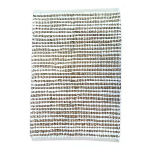 Sand Handwoven Flatweave White/Natural Area Rug By Artim Home Textile