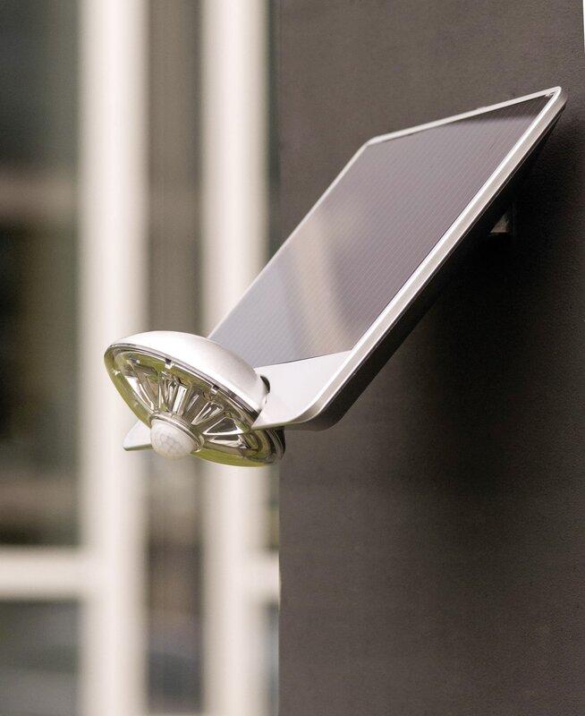 ClearAmbient LED-Außenwandleuchter 12-flammig