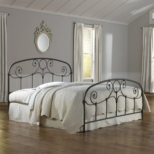 Grafton Panel Bed by Alcott Hill