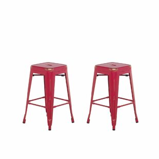 Byars 24 Bar Stool (Set of 2) by Williston Forge