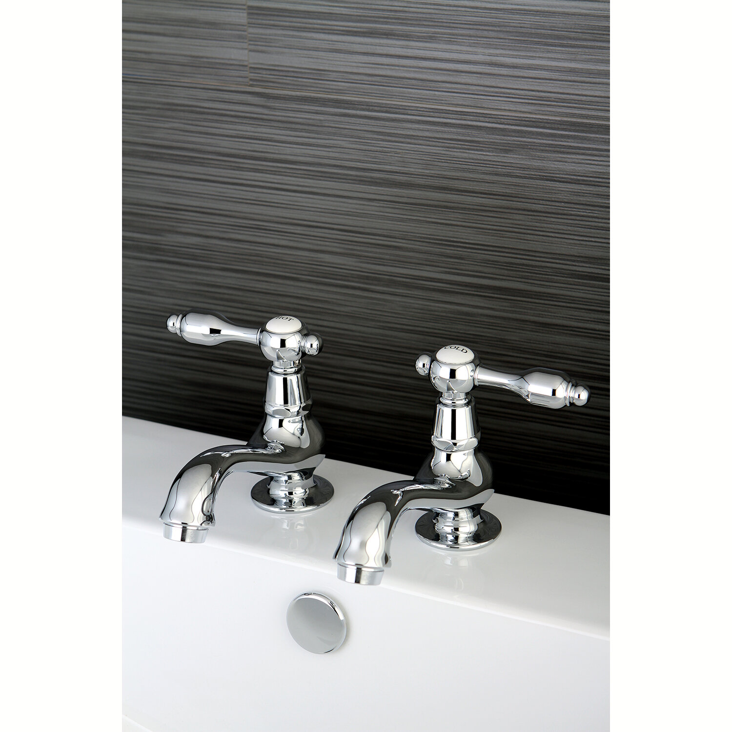 Kingston Brass Tudor Classic Basin Faucet | Wayfair