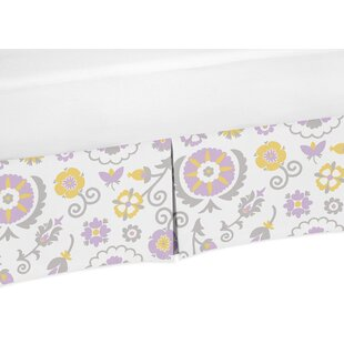 Top Reviews Suzana Crib Skirt BySweet Jojo Designs