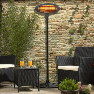 Tankersley Electric Patio Heater By Sol 72 Outdoor