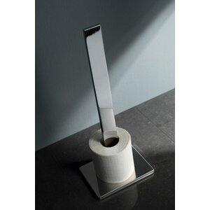 freistehender toilettenpapierhalter edge - Moderner Freistehender Toilettenpapierhalter