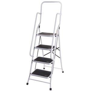1.59m Steel Step Ladder