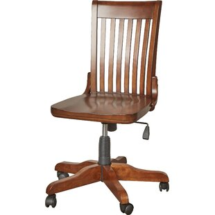 Seger High-Back Bankers Chair by DarHome Co 2019 Sale