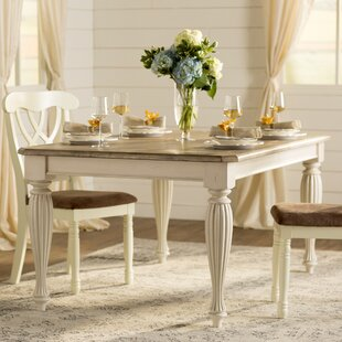 Quevillon Dining Table by Lark Manor