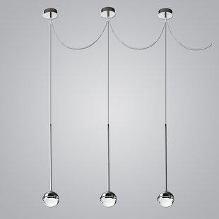 ZANEEN design 1-Light Globe Pendant
