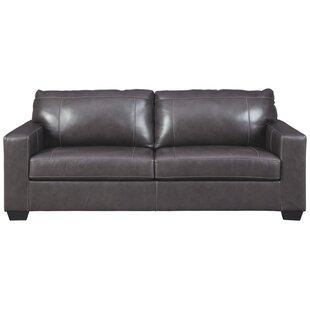 Sensational Hollier Leather Sleeper Ibusinesslaw Wood Chair Design Ideas Ibusinesslaworg
