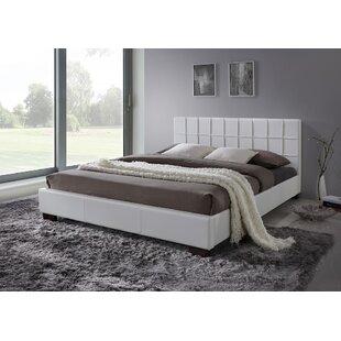 Discount Carruth Upholstered Bed Frame