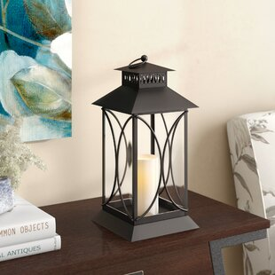 Top Outdoor Hanging Lantern By Darby Home Co