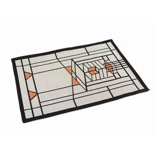Frank Lloyd Wright Robie House Placemat Set Of 4