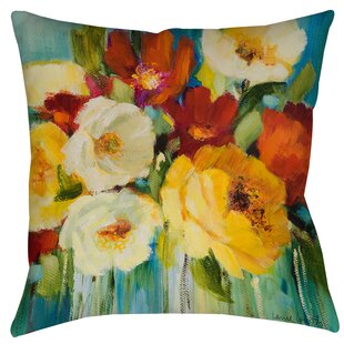 Marya Printed Throw Pillow
