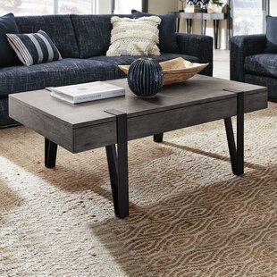 Borja Coffee Table with Storage
