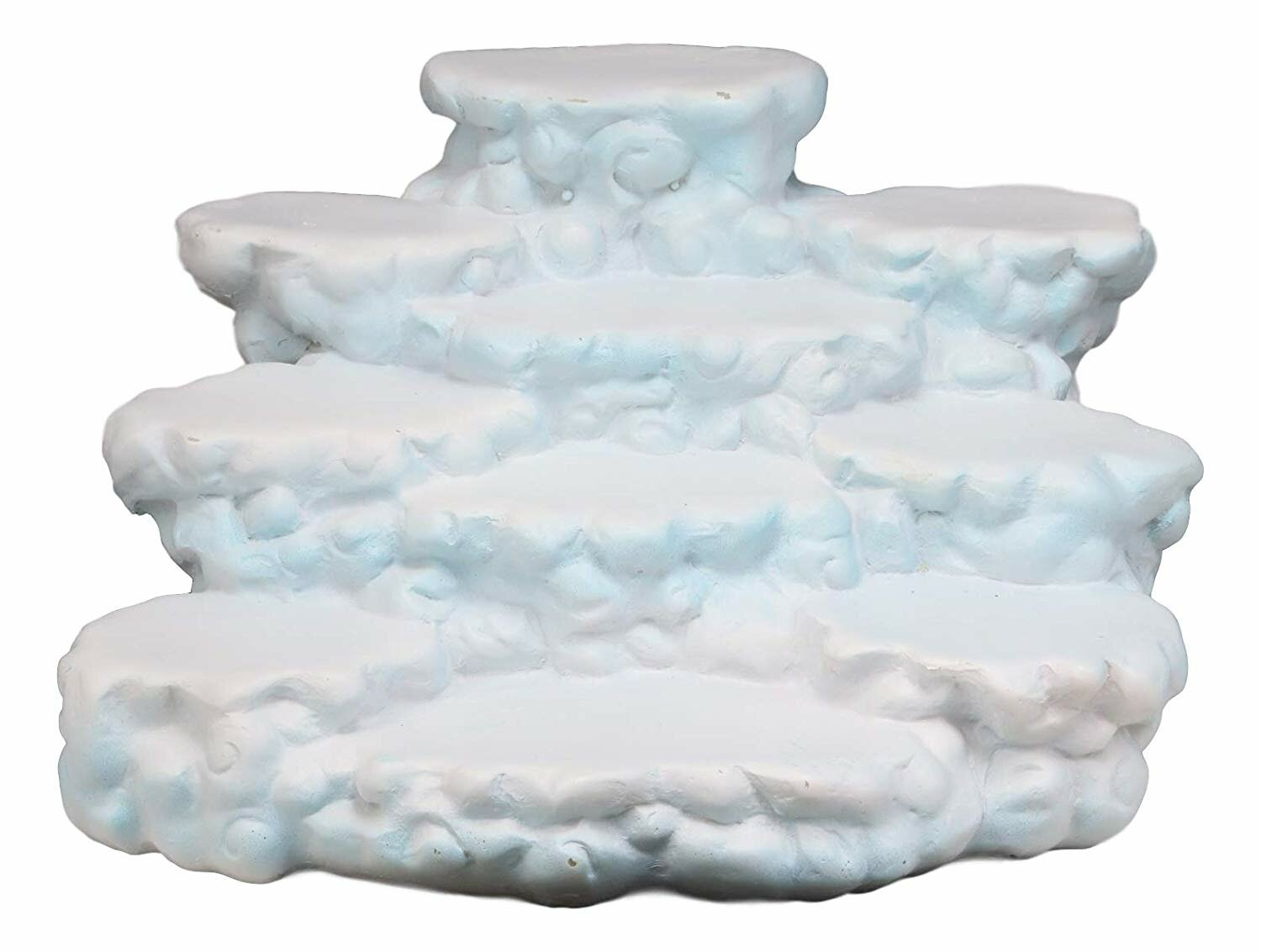 Zoomie Kids Illman Magical Clear Sky Clouds Terrace Castle Wayfair