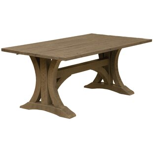 Frontier Cathedral Dining Table by Fireside Lodge Discount