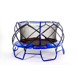 Monxter Titan 15' Round Trampoline with Safety Enclosure