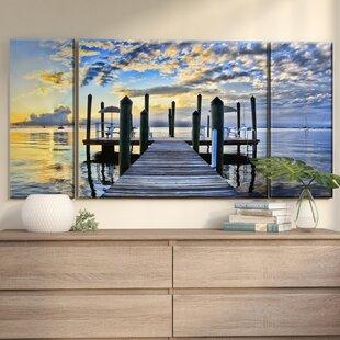 multi panel wall art wayfair