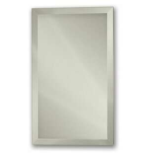 Studio IV 15 x 25 Recessed or Surface Mount Medicine Cabinet by Jensen