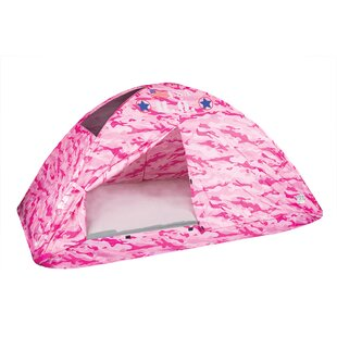 Compare prices Camo Bed Play Tent ByPacific Play Tents