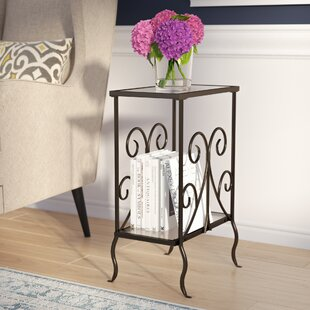 Unton End Table by Charlton Home