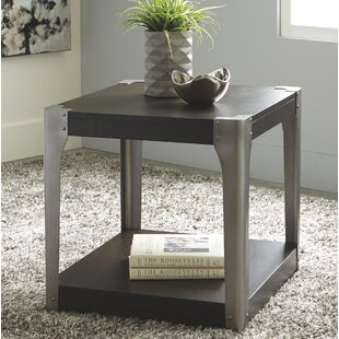 Moya End Table by Williston Forge