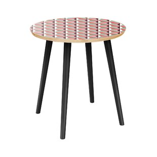 Raulston End Table by Brayden Studio