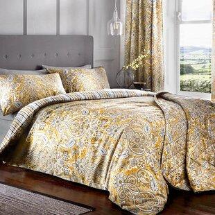 Curtains And Duvet Set | Wayfair.co.uk