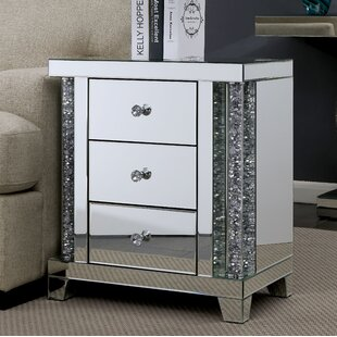Coupon Maryport End Table with Storage by Everly Quinn