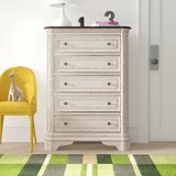 Otis Youth 5 Drawer Chest by Ophelia & Co.