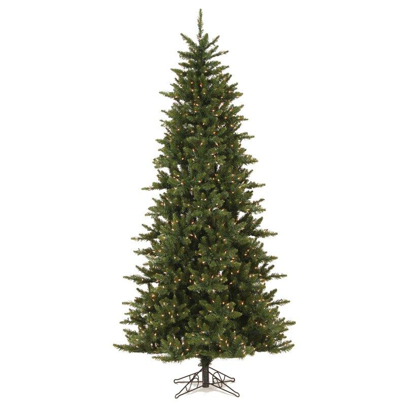 Next Slim Christmas Tree: The Holiday Aisle Camdon Fir 8.5' Green Slim Fir