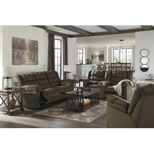 Red Barrel Studio Starr Reclining Configurable Living Room Set