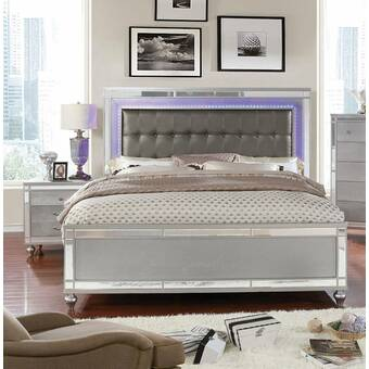 House Of Hampton Trevin Standard Bed Wayfair