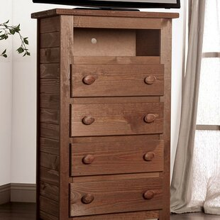 Comparison Salamone 4 Drawer Media Chest by Harriet Bee Reviews (2019) & Buyer's Guide