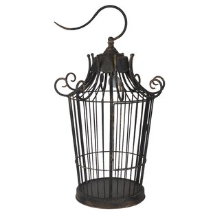 Aragon Birdcage 27 Table Lamp